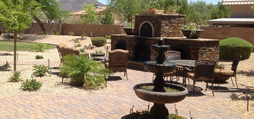 Desert Landscaping: Phoenix, Scottsdale, Glendale & Peoria ... on Outdoor Living Spaces Nw id=71626