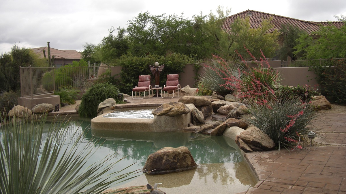 Flagstone Patio Ideas Small Backyards