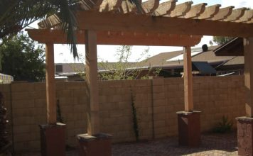 Patio Shade Ramadas