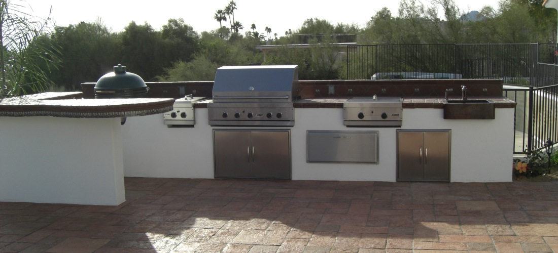 Grilling In Style