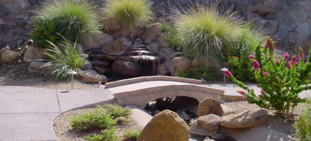 Courtyard fountains landscape water features phoenix for Garden fountains phoenix
