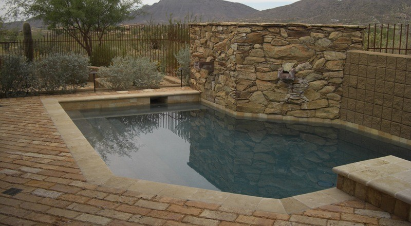 NW Valley, Cave Creek, Scottsdale & Phoenix Pool Decks Portfolio ...