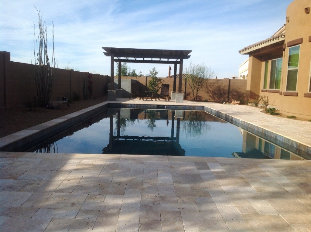 Scottsdale Swimming Pools Phoenix Swimming Pools Desert Crest Llc