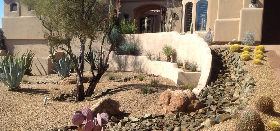 Great Desert Landscaping