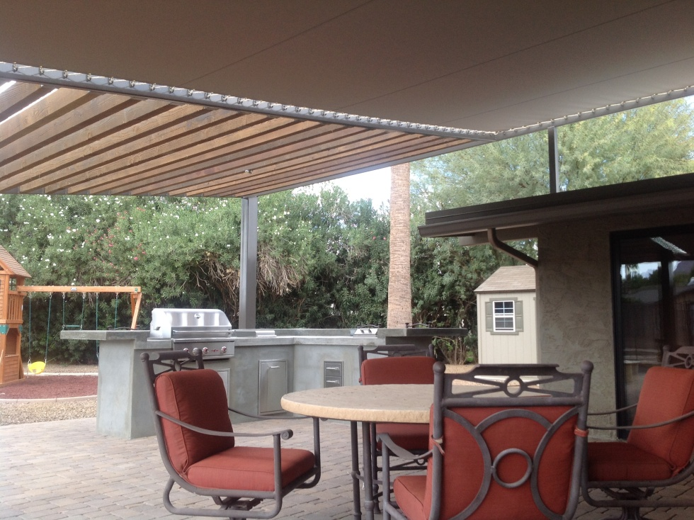 Sunbreall Patio Shade Cover - Scottsdale