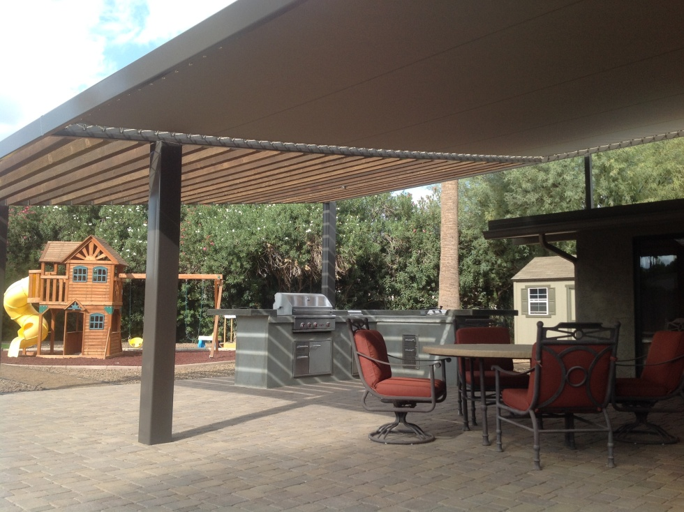 Contemporary Shade Roofs - Scottsdale