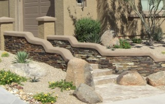 For any type of Scottsdale - Phoenix stone work & masonry, you can beat Desert Crest for quality and style.