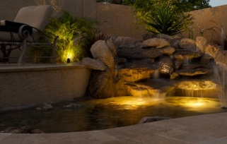 At the pool, in your courtyard or on your patio, Phoenix water features & Scottsdale fountains by Desert Crest offer beauty and ambiance.