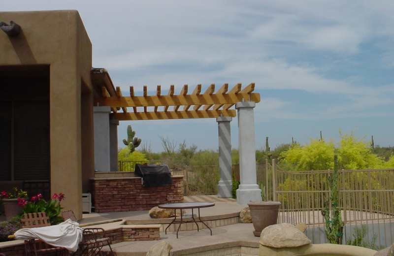 sScottsdale - Phoenix Shade Roofs by Desert Crest