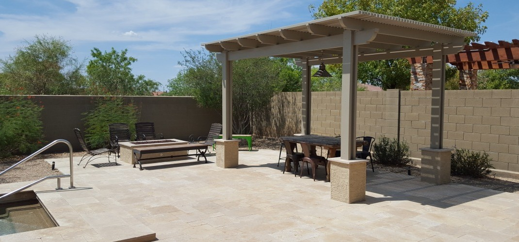 Anthem Patio Shade Structure Desert Crest Llc