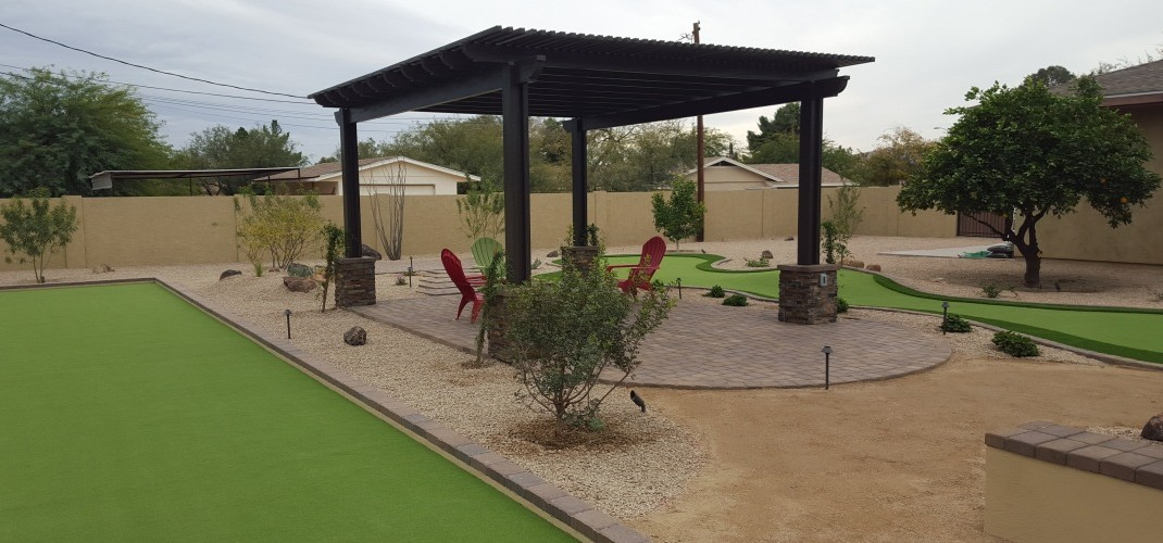 Synthetic Grass Play Spaces