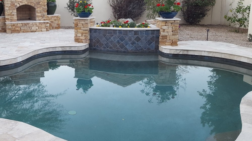 The Same Pool - After Remodeling
