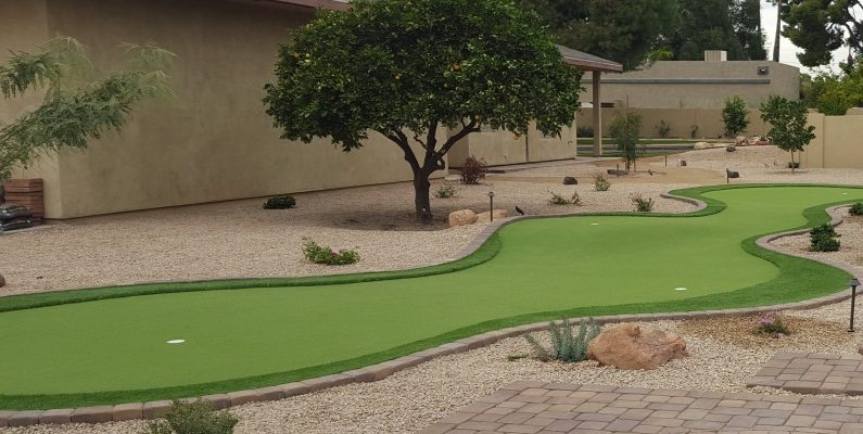 About Phoenix Putting Greens