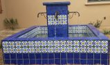 Tile Outdoor Fountain