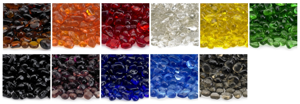 Eco Beads Glass Fire Pit Fill