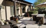 Travertine Patio: Scottsdale